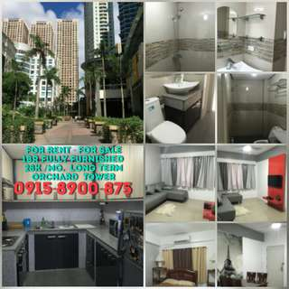 1BR For Rent Orchard Tower