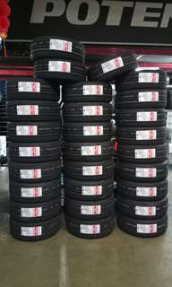 Car tires new stock arrival, Kumho tyres, Dunlop tyres. Various sizes available. Lowest possible price, Great Singapore Sale