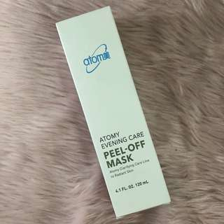 Atomy Evening Care Peel Off Mask