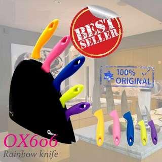 Pisau Oxone OX 606 original tajam termurah danbagus