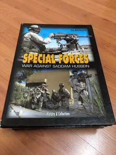 Special Forces: War Against Saddam Hussein , Eric Micheletti