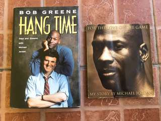 Michael Jordan Books