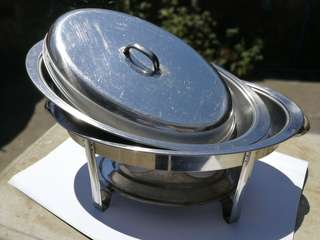 Sunnex Chafing Dish Ovale (20in)