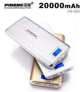 Pineng Powerbank PN 999  20000mAh