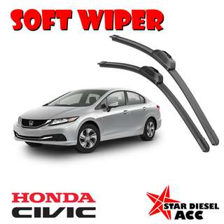SD - WIPER MOBIL HONDA CIVIC 2014 19 17