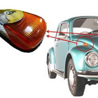 BEETLE CLASSIC FENDER SIGNAL/BUG/VW