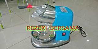 Mesin serut es (Ice crusher)