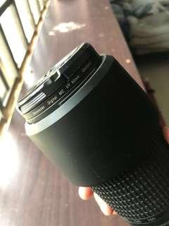 Nikkor 70-300mm Zoom Lens f/4-5.6G