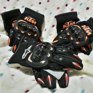 FULL GLOVES KTM& ALPHINESTAR