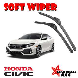 SD - WIPER MOBIL HONDA CIVIC 2018 19 17