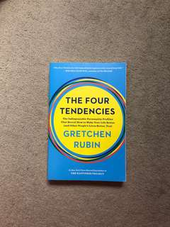 The Four Tendencies (by Gretchen Rubin)