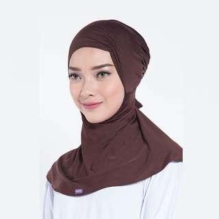 Ciput Basic Hijab Elzatta Original Bahan Spandex E007-706