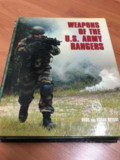 Weapons Of The US Army Rangers By Russ and Susan Bryant