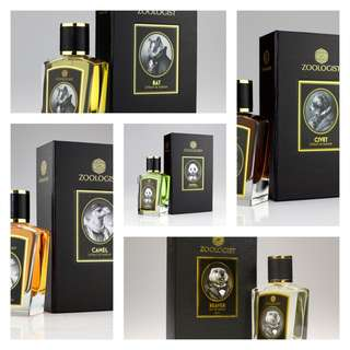 Decant: Zoologist Perfumes