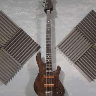 Quick Sale: Bacchus Japan Handmade Series Twenty Four Custom Bass
