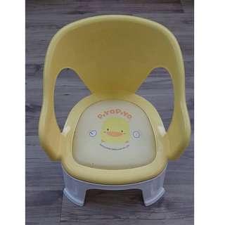 黃色小鴨 嗶嗶椅 椅子