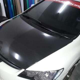 sticker carbon fiber
