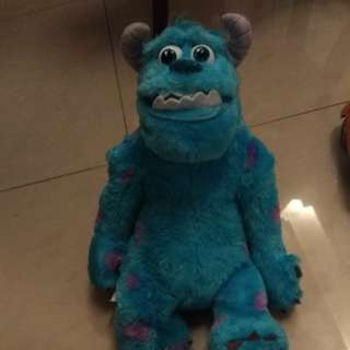 40cm talking n moving sulley