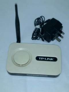 TP-LINK 54M Wireless Router