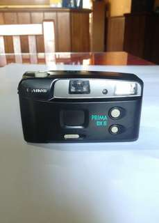 CANON PRIMA DX II NORMAL KAMERA ANALOG JADUL By dedydjadoel
