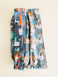Reversible Cover For FTG Tula Baby Carrier