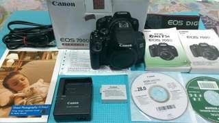 Canon EOS 700D電包組