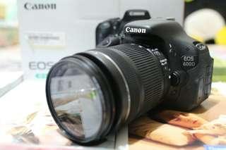 Canon EOS 600D電包組