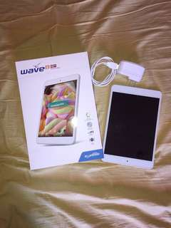 Wave 8 Tablet