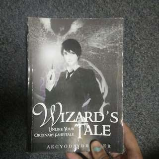 Wizards Tale book 1