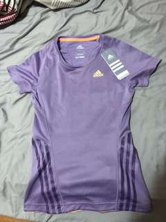 Adidas shirt with tags