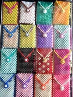 Handmade Tissue pouch