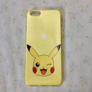 iPhone 6 Silicone Pikachu Case Protector