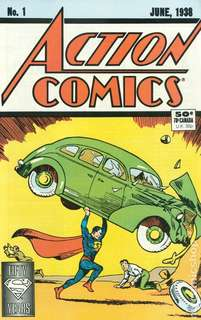 Action Comics #1 (1988 reprint)