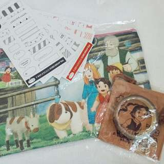 🎈#01 Promo Sale BUNDLE A4 Folder decorative Tape Polaroid Stickers