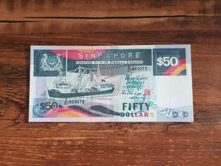 $50 Ship Note C/97 803072
