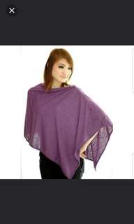 Nursing cover / poncho #20under