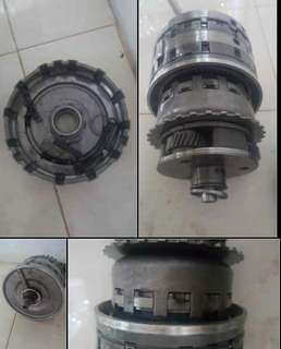 ZF4HP22 Gearbox Parts