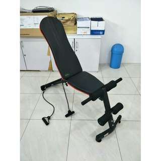Sit Up Bench Adjustable Bench Bench Press Alat Fitness SitUp 3 In 1 Termurah