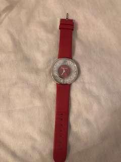 Swaroski crystal watch