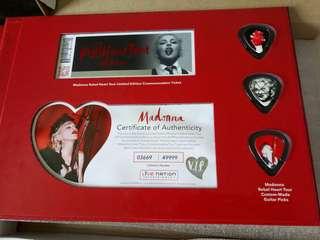 Madonna Rebel Heart World Tour Commemorative Album