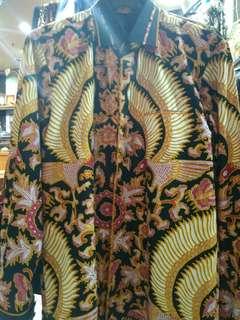 Batik kemeja aplikasi