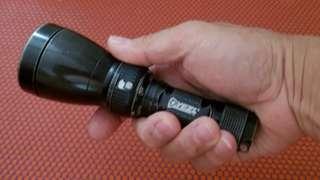 YEZL Scuba diving torch 850 LM