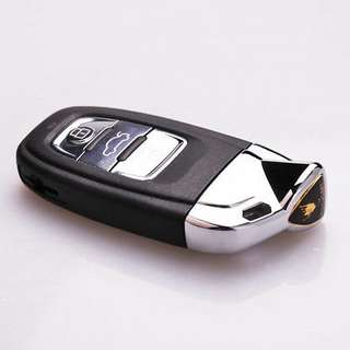 Lamborghini Aventador Key with Audi Remote and New Key Blade