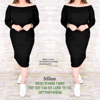 PLUS SIZE DRESS Fits Up To 2XL