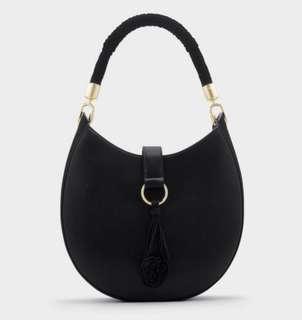 Charles & Keith Oriental Knot Handbag