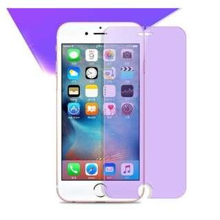 藤森二代 抗藍光 iPhone6 iPhone6s (共用) 9H 高清 防爆 加倍順滑 鋼化膜 手機膜 1片 送神器