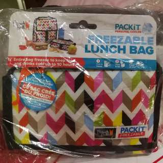 Ziggy Lunch Freezer Bag