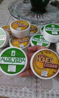 ALOE VERA AND HONEY COLD WAX