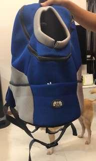 Pet Carrier/ Backpack