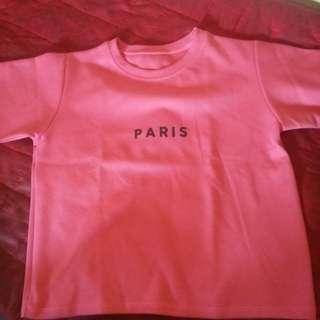 Crop Top PARIS